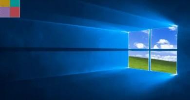 Windows 1909 update