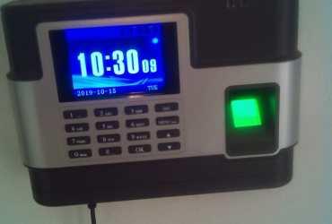 Relogio Biometrico