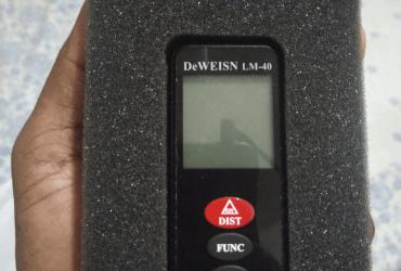 Fita métrica laser