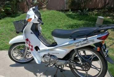 Motorizada ZONGSHEN