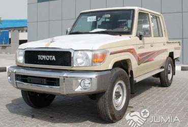 Toyota Land Cruiser Chefe Maquina HZ