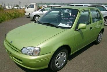 Toyota Starlet a  venda