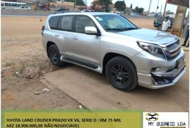 Toyota Land Cruiser Prado (Super Actualizado)