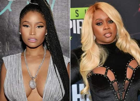 """Remy Ma """"destrona""""  Nicki Minaj e vence categoria de """"Melhor rapper feminino"""""""