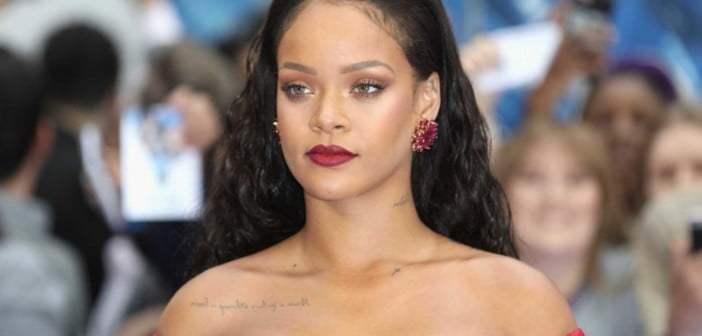 Rihanna ganha homenagem especial de site pornográfico