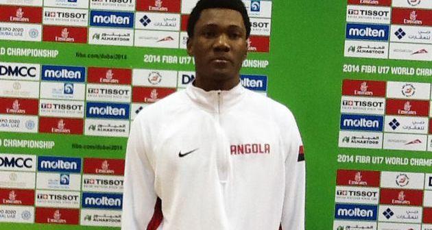 Mais um angolano no caminho da NBA, Bruno Fernandes vai tentar a sorte ao lado de Lebron James nos Cleveland Cavaliers