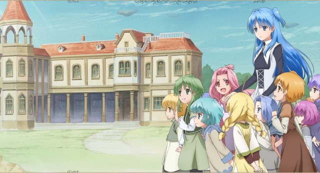 WorldEnd: What do you do at the end of the world? Are you busy? Will you save us? (SukaSuka) Note : 9/10
