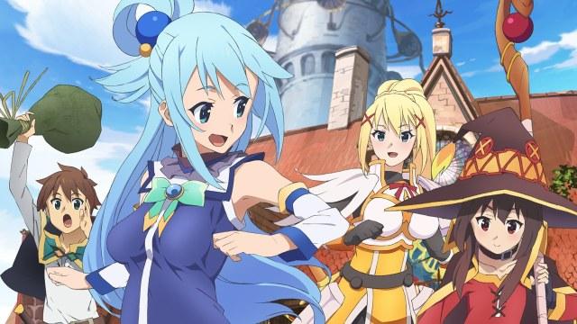 KonoSuba: God's Blessing on This Wonderful World! 2 OVA (Kono Subarashii Sekai ni Shukufuku wo! 2 OVA)