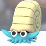 【ポケモンGO】オムナイトの巣・おすすめ入手方法・生息地・覚えるわざ・評価