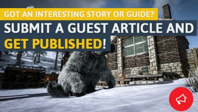 Submit a guest article / guest blog and get published!