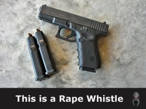 Rape whistle