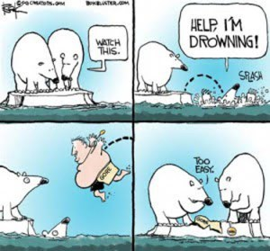 PolarBearCartoon