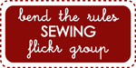 Bend the Rules Sewing group