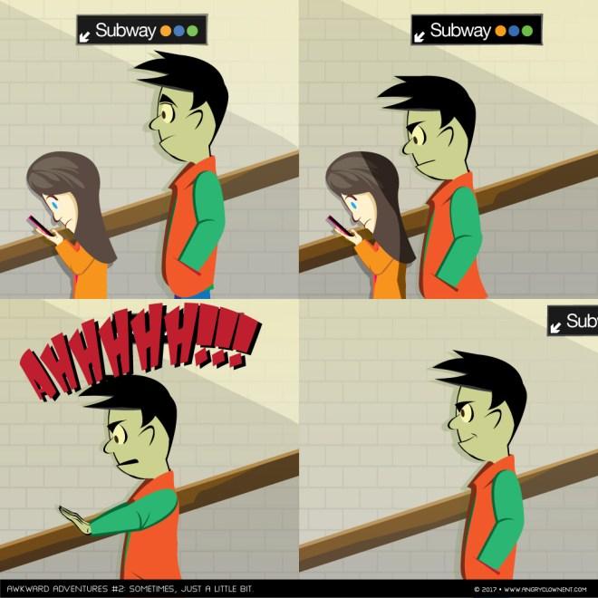awkward adventures comic 2