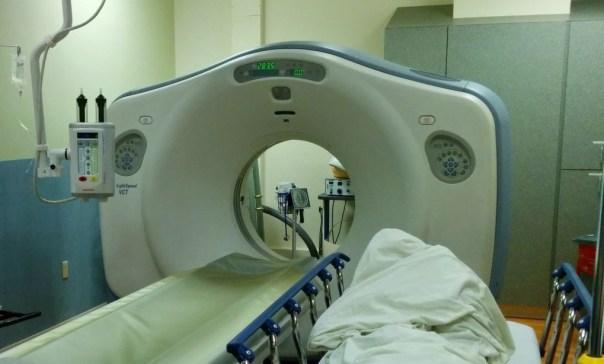 Truvada PrEP CT Scan