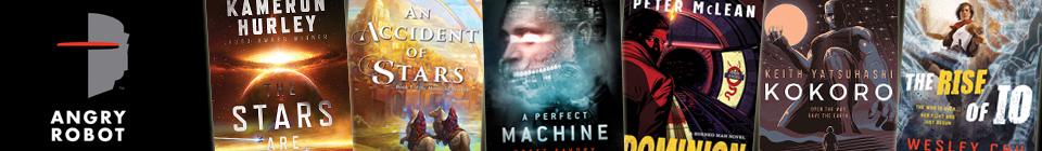Angry Robot Books
