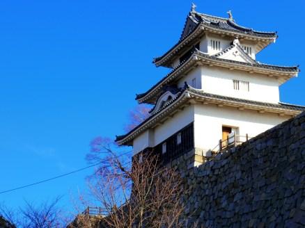 Marugame Castle.