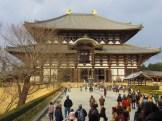 The incredible Tōdai-ji.
