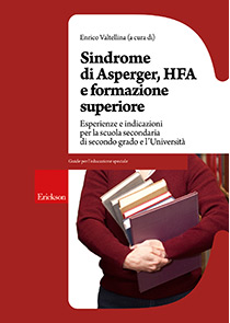 Book Cover: Sindrome di Asperger, HFA e formazione superiore