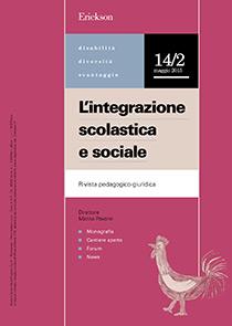 Book Cover: Disabilità mentale e inserimento lavorativo