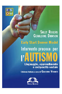 Book Cover: Early Start Denver Model: intervento precoce per l'autismo