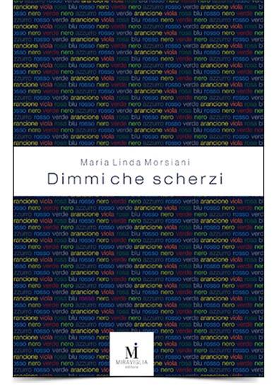 Book Cover: Dimmi che scherzi