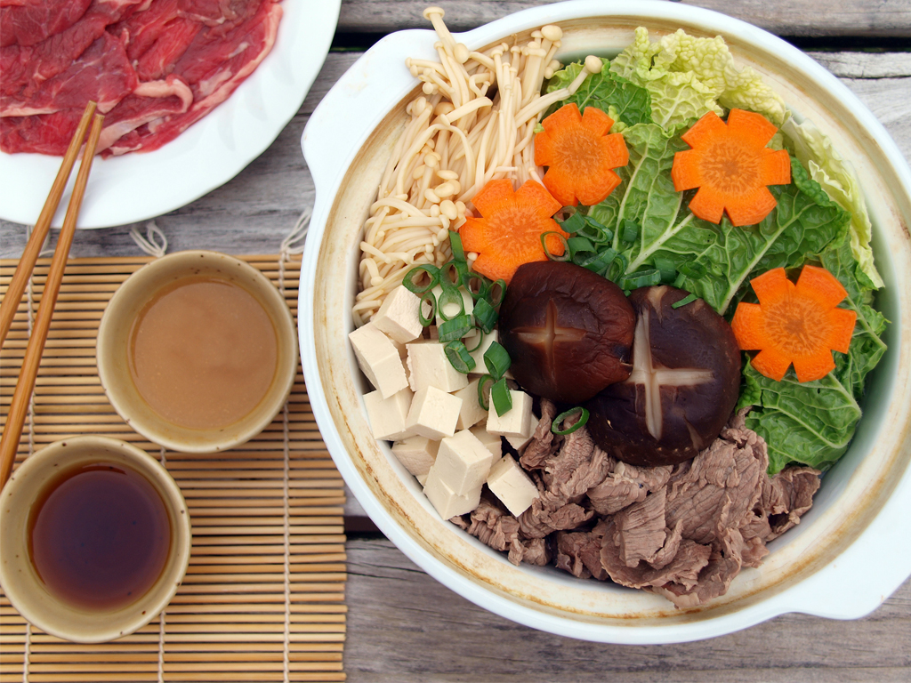 Hot Pot Food Recipe