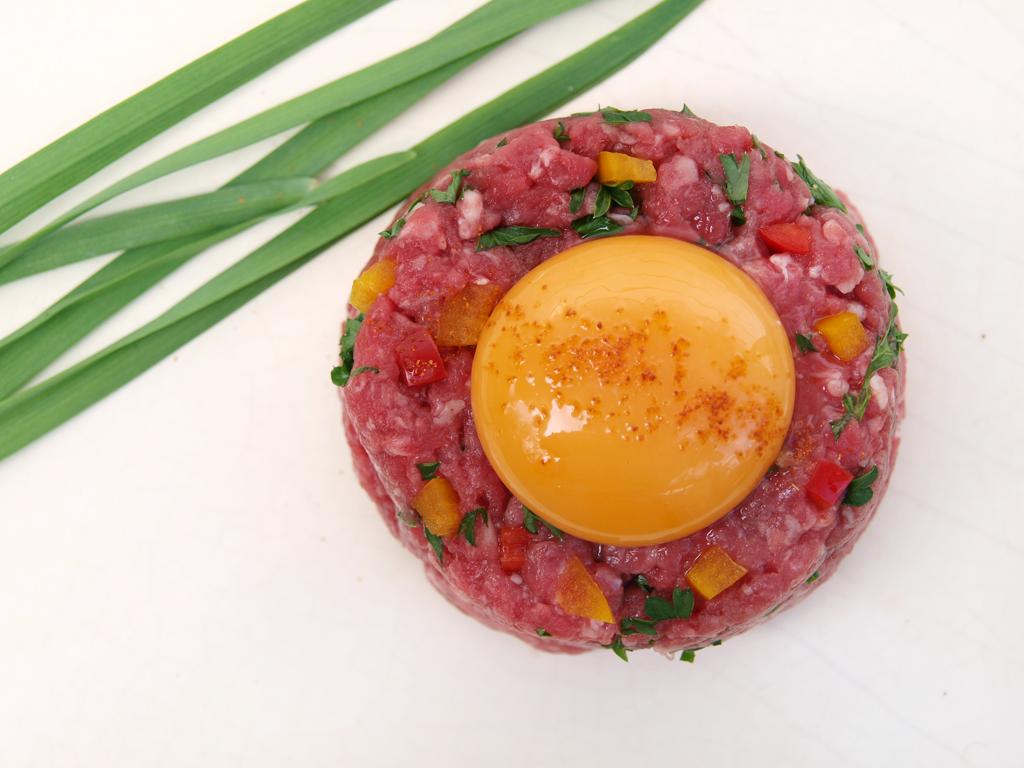 Steak Tartare - Ang Sarap