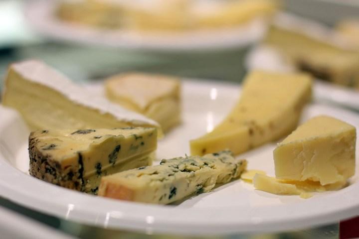 Sake and Cheese Tasting 05