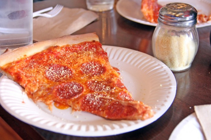 Sals Pepperoni Slice