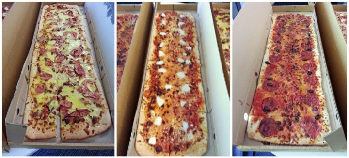 Toto's Pizza 1