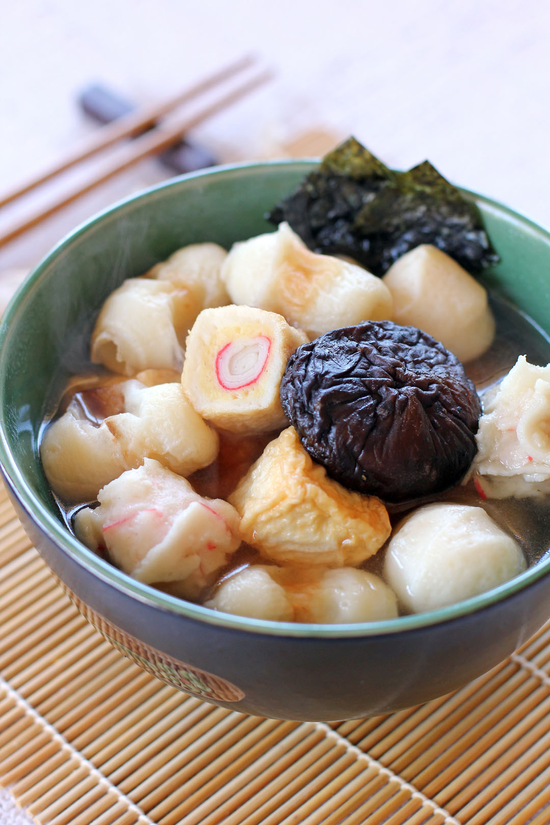 Image of japanese food recipe oden oden japanese fish cake stew japanese food cooking recipeoden youtube forumfinder Gallery