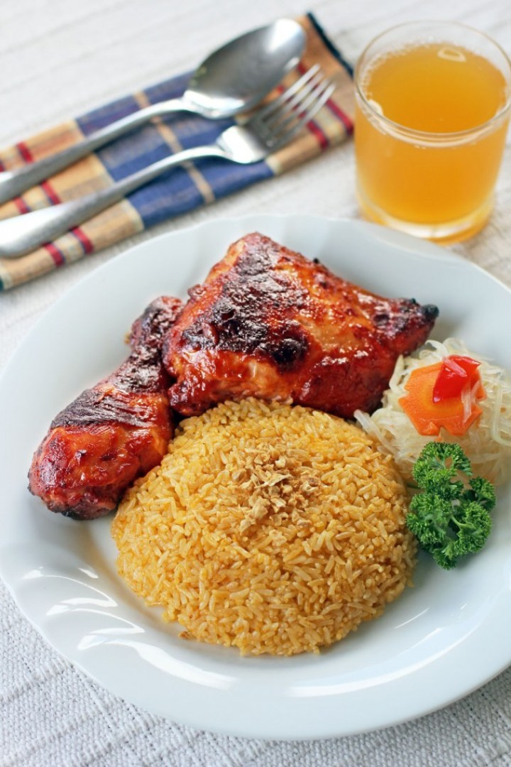 Aristocrat Style Chicken Barbecue 1