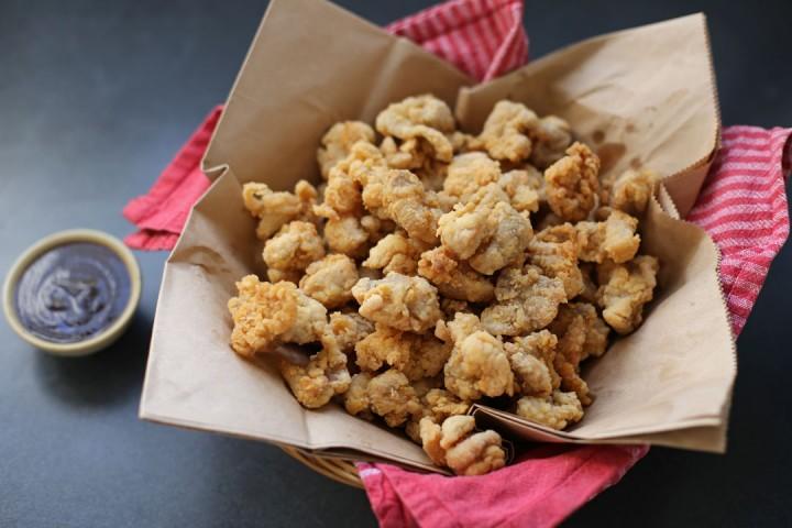 Popcorn Chicken Wide