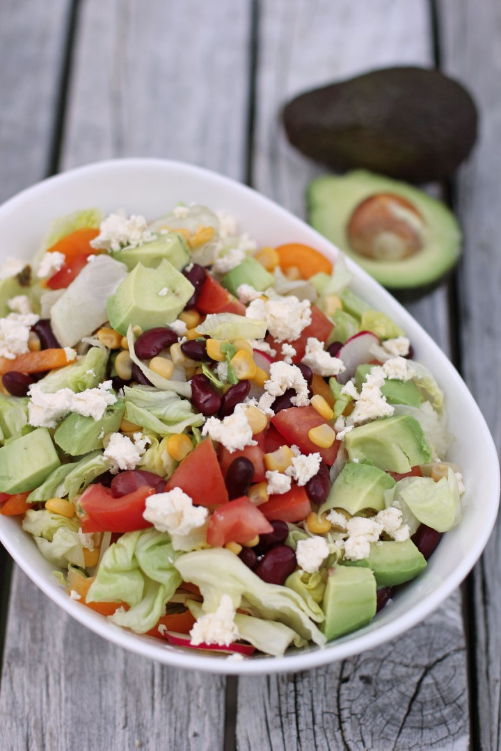 Mexican Chopped Salad