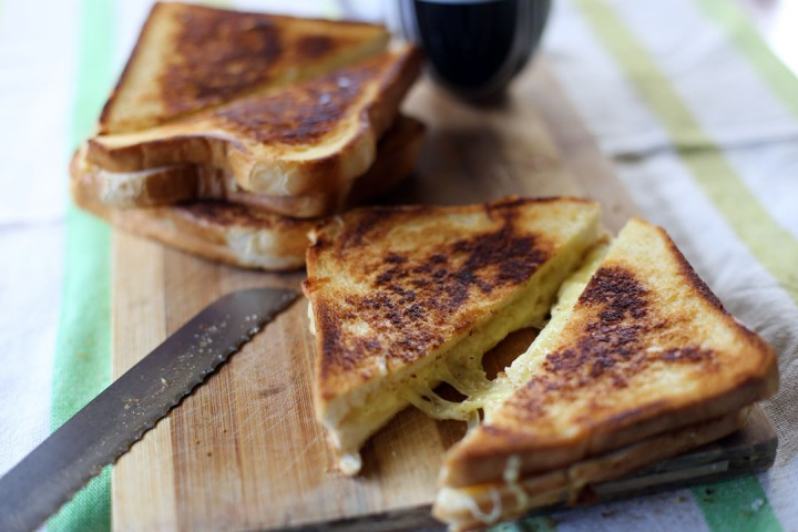Grilled Cheese Sandwich Wide