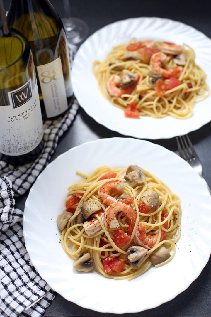 Spaghetti Mare e Monti