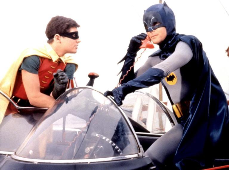 burt-ward-adam-west-batmobile