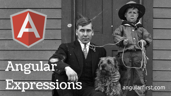 Angular Expressions Header