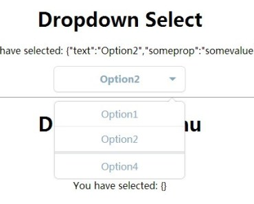 angular-dropdowns Dropdown Select