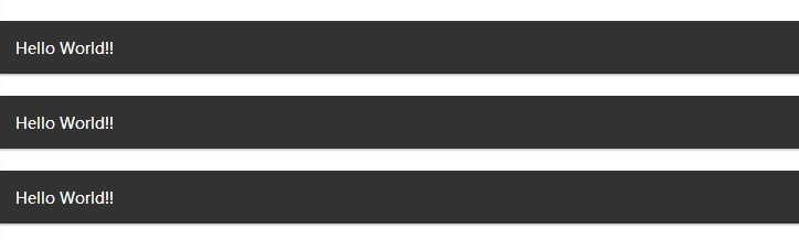 Pure AngularJS Based Snackbar Component