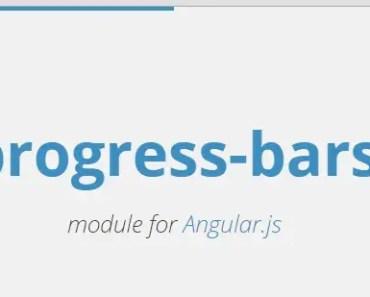 progress-bars Top Progress Bar