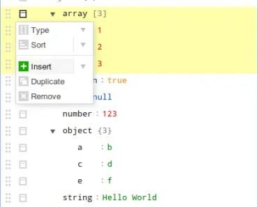 Angular JSON Editor Directives