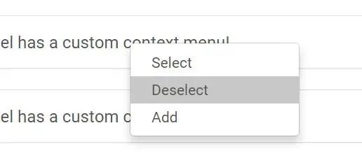 angular-context-menu Default Theme