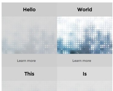 Tiles Grid System With AngularJS and SASS