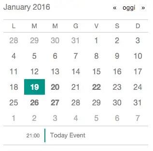 Tiny Calendar.Angularjs Tiny Calendar Directive Angular Script