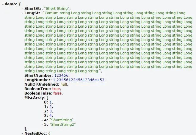 Minimal AngularJS JSON Viewer | Angular Script