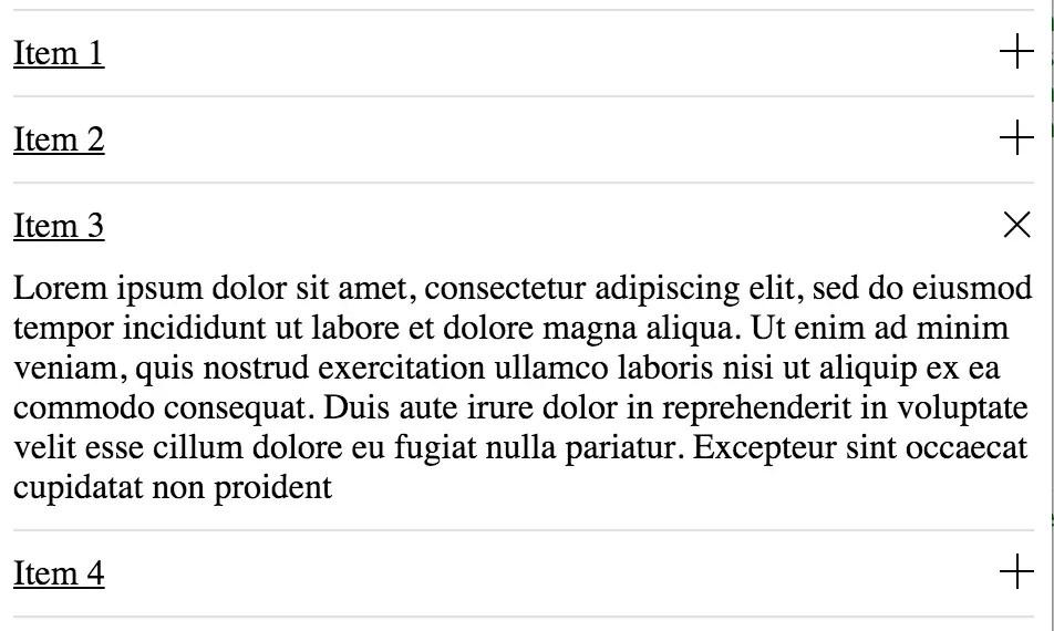 Smooth Accordion Component For Angular 2