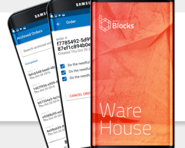 Ignite UI JS Blocks