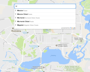 Google Maps API For Angular 2